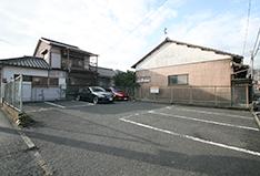 第2駐車場の写真